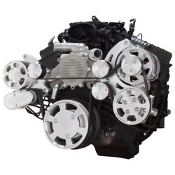 Serpentine System For Chevy Lt1 Generation Ii - Power Steering And Alternator