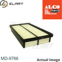 Air Filter For Mazda 6 Hatchback,gh,r2aa,r2bf,lf-de,l813 Alco Filter Md-9766