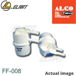 Fuel Filter For Mercedes-benzmitsubishi S-classw108w109 Alco Filter Ff-008