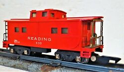 American Flyer 630 Lighted Caboose W / Box, 1948