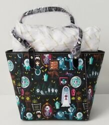 NWT Disney Dooney & Bourke Haunted Mansion Tote Bag Purse SOLD OUT!!!