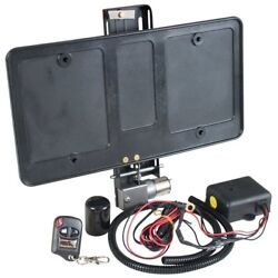 Show N Go Electric Powered License Plate Frame