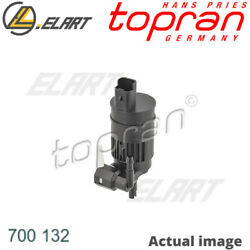 Water Pump Of Window Cleaning For Renault Nissan Laguna I B56 556 F3p 720 Topran