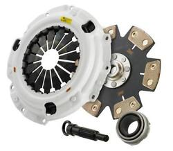 Clutch Masters 93-94 For Imprezaand Rs 1.8l Eng 2wd Fx500 Clutch Kit 6-puck - C