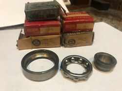 Nors Gm 1933 1934 1935 1936 Chevrolet Car Wheel Bearing Cup Set No 21 New