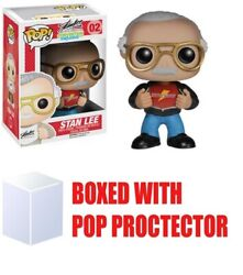 2014 Convention Exclusive Funko Pop - Supercon Stan Lee Nycc Limited Edition
