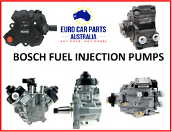 FUEL INJECTION PUMP & 4 x INJECTORS FOR NISSAN D22  ZD30 3.0LTR DIESEL 2005 YEAR