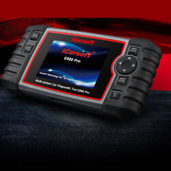 Icarsoft E880 Pro Diagnostic Tool For European Vehicles Multi Systems Abssrs