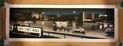 ✮ Mark Englert - Back To The Future Poster [rare Print, Mint Condition] ✮
