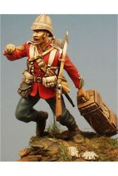 English Sergeant At Battle Of Isandlwana Tin Painted Toy Soldier Pre-sale | Art