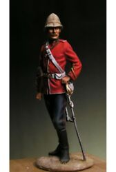 English Officer Of 24th Regiment Of Foot Tin Painted Toy Soldier Pre-sale | Art