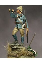 English Bugler Of Camel Corps At Sudan Tin Painted Toy Soldier Pre-sale | Art