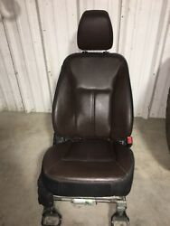 11-14 FORD EDGE FRONT AND REAR SEATS LEATHER POWER HEATED OEM SIENNA