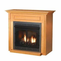 Empire Comfort Systems Standard Cabinet Mantel Emf22w With Base - White
