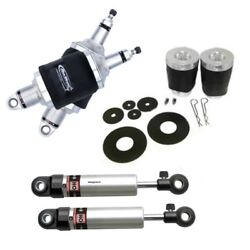 Complete Ridetech Air Suspension System Fits 1965-1970 Cadillac Devillesedan