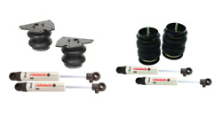 Complete Ridetech Level 1 Complete Air Suspension Kit Fits 1963-72 Chevy C10