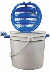 Frankford Arsenal Rotary Sifter Case Cleaning Reloading Without Bucket 683551