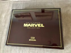 Marvel Ultimate Collection Usps - Rare Complete Collection