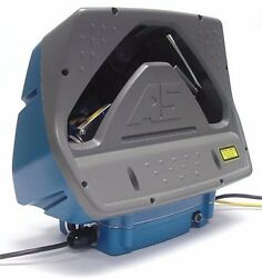 Accu-sort Axiom-x Omnidirectional 2-laser Barcode Scanner W/base And Mounting New