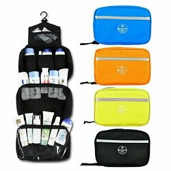 Travel Toiletry Organizer Case Hanging Cosmetic Makeup Bag Storage Wash Pouch $8.87
