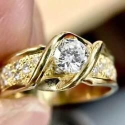 A total of 0.58ct H almost VS diamond design k18 ring appraisal papers