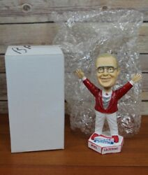 Mike Leckrone University Of Wisconsin Madison Badgers Marching Band Bobblehead