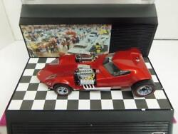 Hot Wheels Legends Twin Mills 1/24 Scale-red Motorized-very Rare-limited Edit'n.