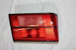 Rear Light In Trunk Lid, Left Side For Bmw 5 Series E-34 Will Also Fit M5