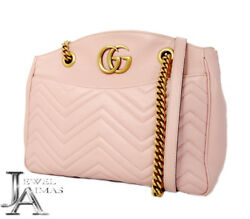 GUCCI GG Marmont chain shoulder 443501 tote bags Leather