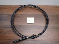 NEW Teleflex Evinrude Johnson Outboard 1979 & UP 479 Control Cable 22 FT CC20522