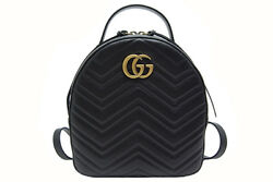 Gucci GG Marmont backpack 476671 SS (N881