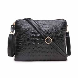 Messenger Purse CrossBody Bag Handbag Women Leather Shoulder Bag 2018