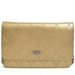 Chanel chain Wallet Cross Body Shoulder Purse (K2518