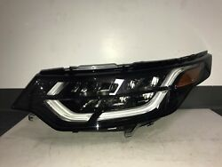 New Original Land Rover Discovery Driver Left Side Led Headlight 2019
