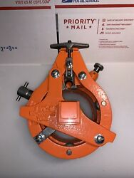 Victaulic Vg Vic-groover W/ Yoke For 4andrdquo Pipe Cut Grooving Roustabout Ridgid 700