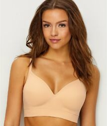 Yummie FRAPPE Dawn Seamless Wire Free T-Shirt Bra US Large