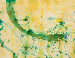 John Olsen 'frogs And Banana Leaf' Collectable Limited Editon Signed Print + Coa
