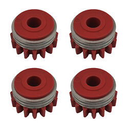 4 X Value Pack Kemppi 1.0-1.2mm Knurled V Grove Feeder Roller Fluxcored Mig Wire