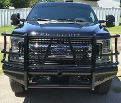 New Ranch Hand Front Bumper 17 18 19 Ford F250 F350 F450 F550 Old Inventory