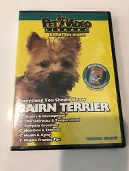 Pet Video Library: Everything You Should Know: Cairn Terrier  NEW DVD