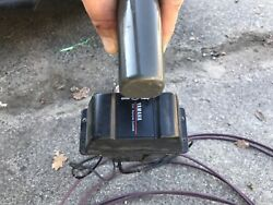 YAMAHA 704 TOP MOUNT OUTBOARD BOAT MOTOR ENGINE CONTROL BOX AND CABLES
