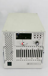 12905 SUBMICRON INTECH RF SIGNAL GENERATOR (PARTS) PA03-400
