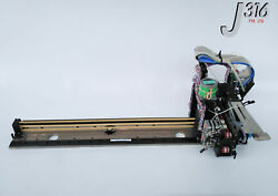 7638 Sanyo Denki Axis Robotic Gig Assy Lg Of Axis27.5cm And 20cm W/mtr And Psw -