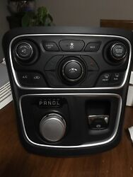 2015 2016 2017 2018 CHRYSLER 200 CLIMATE CONTROLS AND SHIFTER CONTROL UNIT BRAKE