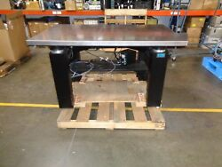 Tmc Micro-g Optical Table W/digital Positioning System 60 X 36 X 32
