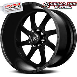 AMERICAN FORCE BLADE SS8 FLAT BLACK SOLID 24