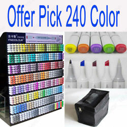 56 116 175 192 240 Color Set FINECOLOUR Sketch Marker Pen Design Manga Sales