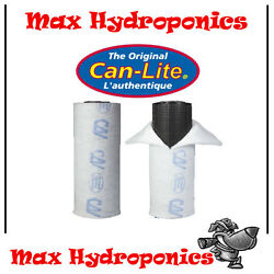 Can Lite Carbon Filter 125mm 5 Inch Eliminates Odors Completely