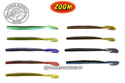 Zoom Ultra Vibe Speed Worm Burner Tail 6in 15pk - Pick