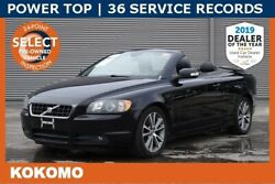 2010 C70 T5 2010 Volvo C70 Black Stone with 170537 Miles available now!